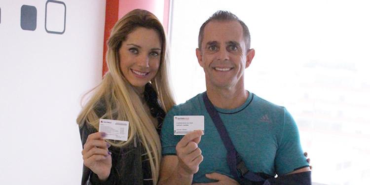 Ex futbolista Julinho fue operado en la Clínica San Pablo