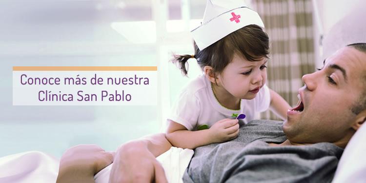 CONOCE MÁS DE LA CLÍNICA SAN PABLO