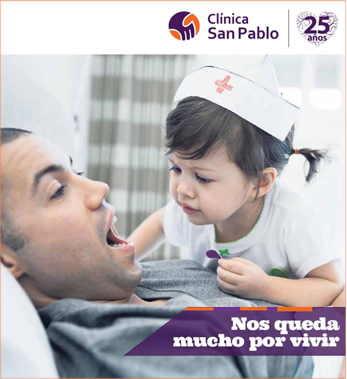 Suplemento de El Comercio - Clínica San Pablo