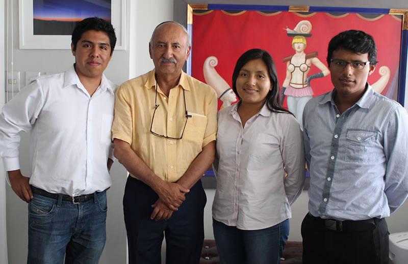 PROMOCIÓN 53 DE LA UNIVERSIDAD NACIONAL DE TRUJILLO VISITA LA CLÍNICA SAN PABLO