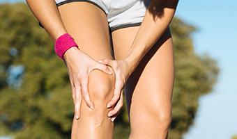 De rodillas ante los meniscos