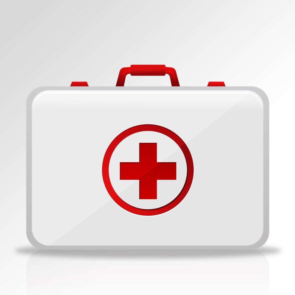 Botiquín de primeros auxilios, ¿qué debe contener?